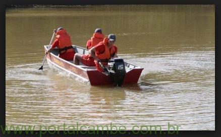 Londrinense morre afogado na represa Capivara de 1º de Maio
