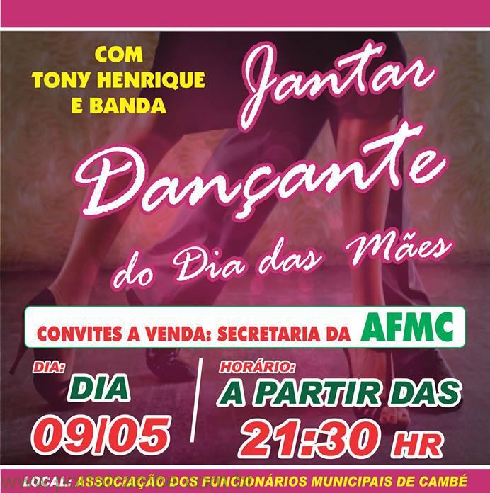AFMC promove jantar dançante das mães