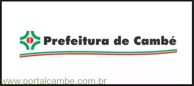 Prefeitura de Cambé: Nota Oficial aos Servidores Públicos Municipais de Cambé