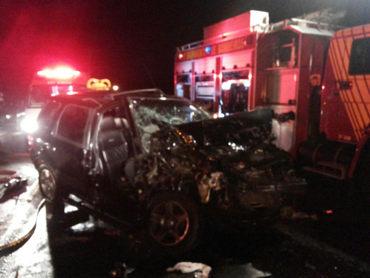 Motorista Bebado: Grave acidente registrado na PR 444 em Arapongas
