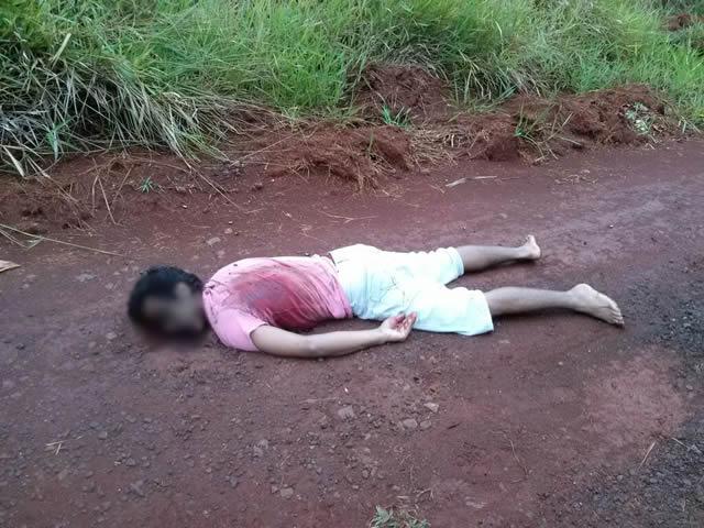 Jovem de Cambé executado a tiros em Rolândia