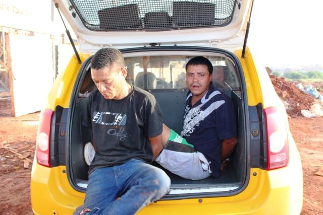 Foragido do CRESLON é preso em Cambé após praticar furto na cidade