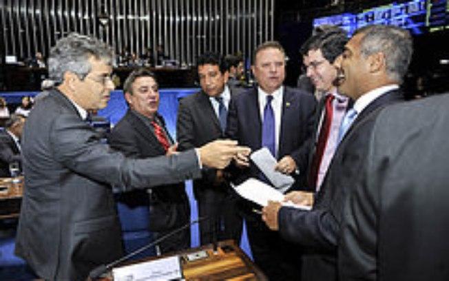Romário protocola requerimento para criação de CPI da CBF
