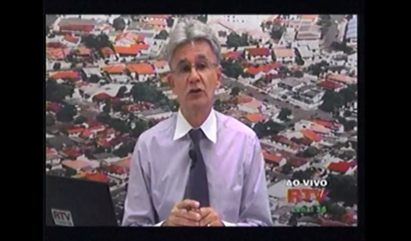 Jornal da RTV canal 36 de 06/05/2015 – Apresentação Bêne Filho (Vídeo)