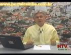 Jornal da RTV Canal 36 Cambé de 13/05/2015 - Apresentação Bêne Filho