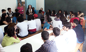 APMI inicia curso para turma do Jovem Aprendiz