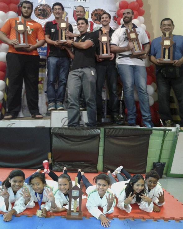 Cambé é Tetra-Campeã do Torneio Norte Paranaense de Judô
