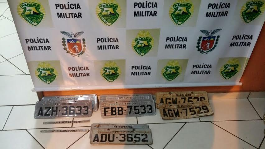 Polícia Civil prende acusados de roubo na fazenda Braz Nelore no Km 12 da estrada da Prata (Vídeo)