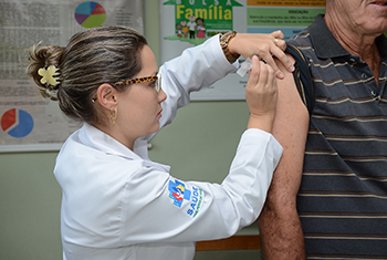Campanha de Vacinação contra a Gripe continua até o dia 22 de maio
