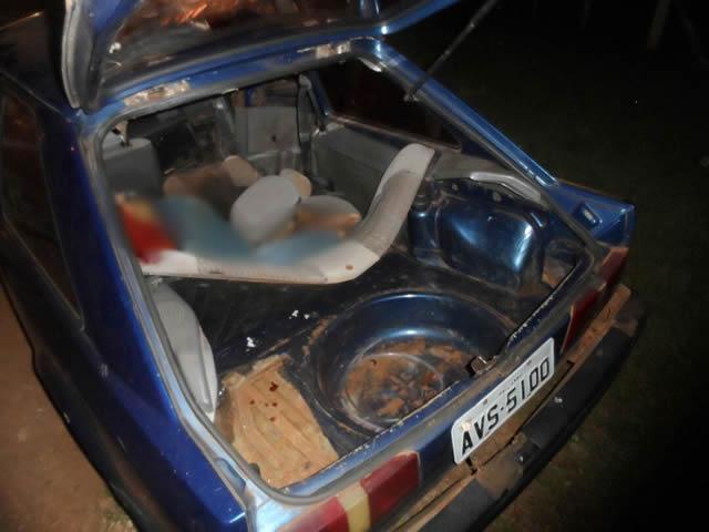 Colisão entre dois veículos deixa um morto e quatro feridos em Cambé