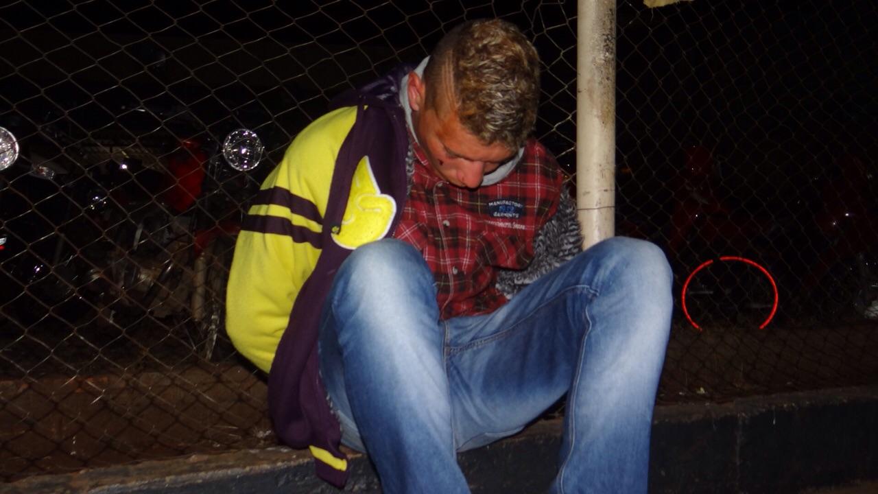 PRF detém dupla com 27 quilos de crack e oito de cocaína escondidos no painel de automóvel