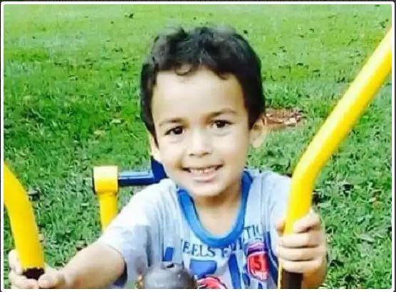 Família de criança vítima de acidente na PR-444, pede ajuda financeira