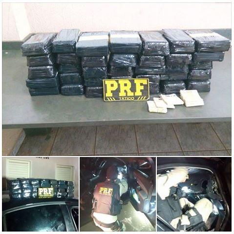Polícia Militar apreende drogas no Jd. Josiane em Cambé