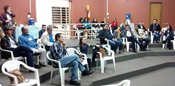 Região do Ana Rosa recebeu a 3° Pré Conferência de Assistência Social
