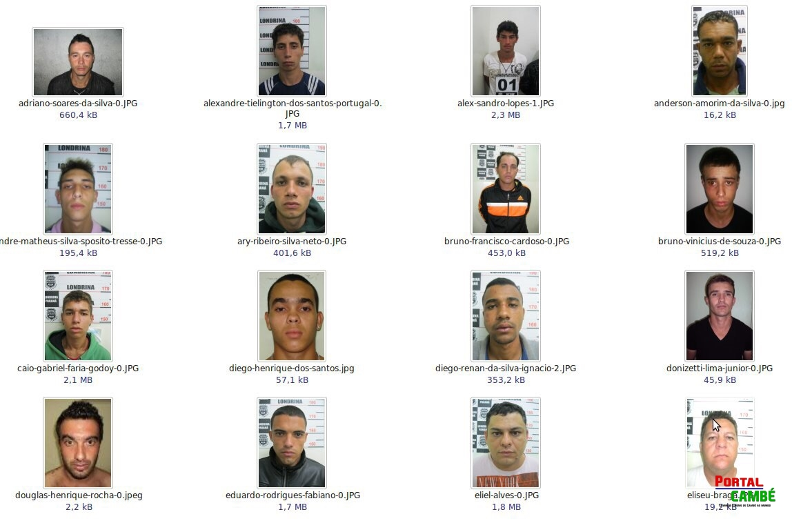 Presos rendem agente, roubam armas e fogem do 4º DP de Londrina