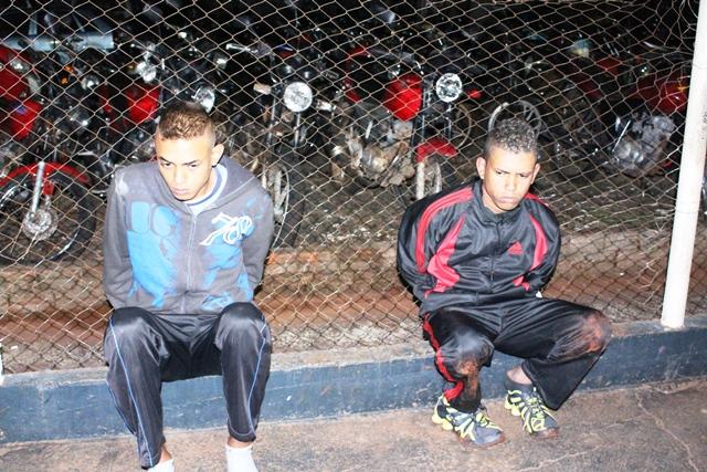 Polícia Militar de Cambé cumpre mandado de prisão e recuperam produtos furtados