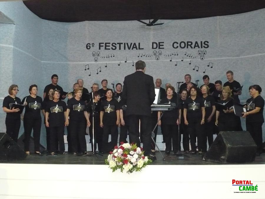 Vem aí o 12º Festival de Corais de Cambé