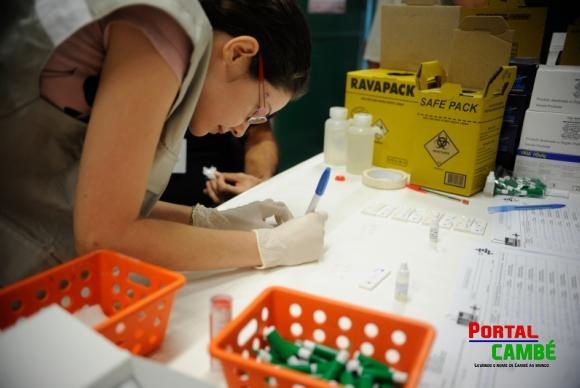 Ministério da Saúde convoca população para fazer teste da hepatite C