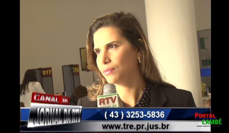 Recadastramento Biométrico do Titulo de eleitor pode ser agendado pelo telefone em Cambé (Vídeo)
