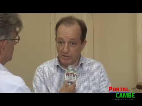 Prefeito João Pavianto fala sobre condenação sofrida no TCE-PR (Vídeo)