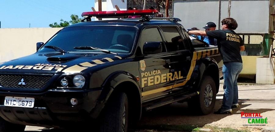 PF desarticula maior quadrilha de traficantes de drogas sintéticas do país