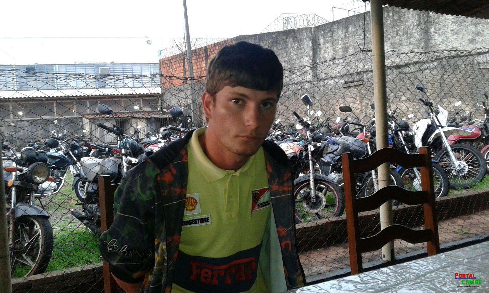 Jovem de 19 anos é detido com meio quilo de maconha no Jardim Ana Rosa em Cambé