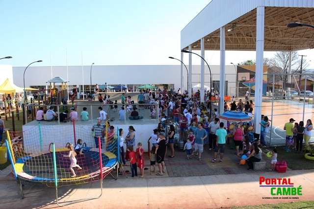 Feira do CEU vem se consolidando como principal feira de Cambé