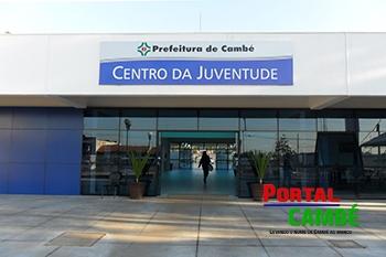 O Centro da Juventude de Cambé abre matrículas para novas oficinas
