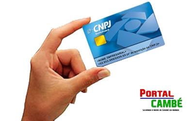 Palestra de instrução para quem quer abrir CNPJ como MEI