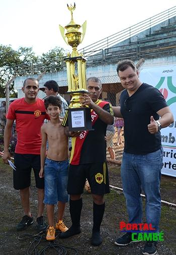 SEME promove mais uma edição do Campeonato de Futebol Amador de Cambé