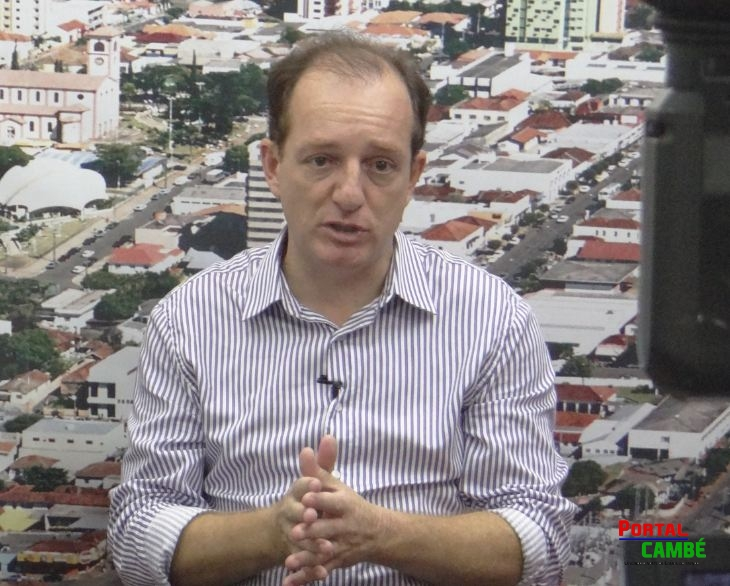Prefeito de Cambé terá que devolver 19 Milhões aos cofres públicos