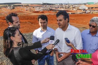 Governador anuncia criação de batalhão da PM em Telêmaco Borba