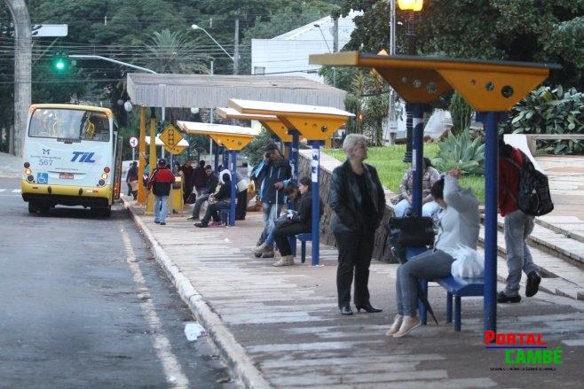 Anunciado há mais de 4 anos terminal de ônibus ainda é um sonho em Cambé