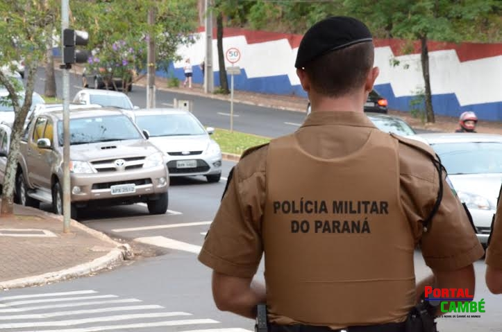 Jovem é detido com drogas no Jardim Ana Rosa em Cambé