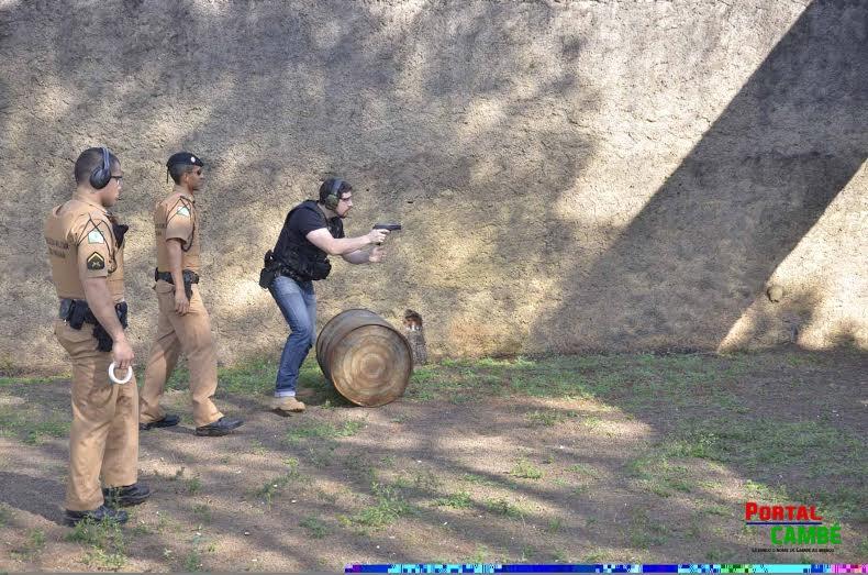 Tem inicio as comemorações do aniversário dos 161 anos da Polícia Milita do Paraná