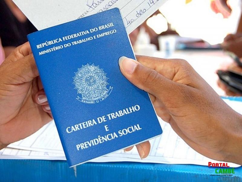 Brasil fecha 157.905 empregos com carteira assinada em julho, aponta Caged