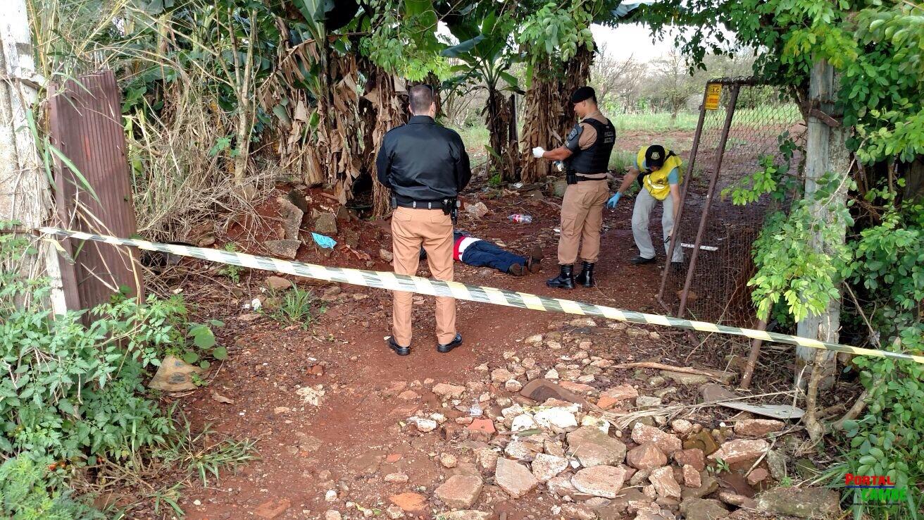Mototaxista é agredido até a morte em Cambé