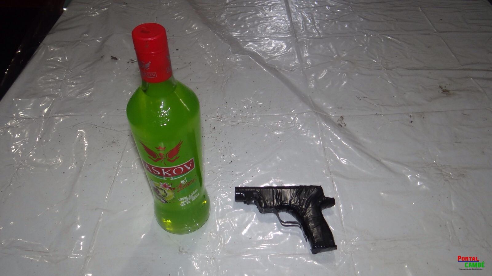 Polícia Militar intercepta furto em hipermercado de Cambé