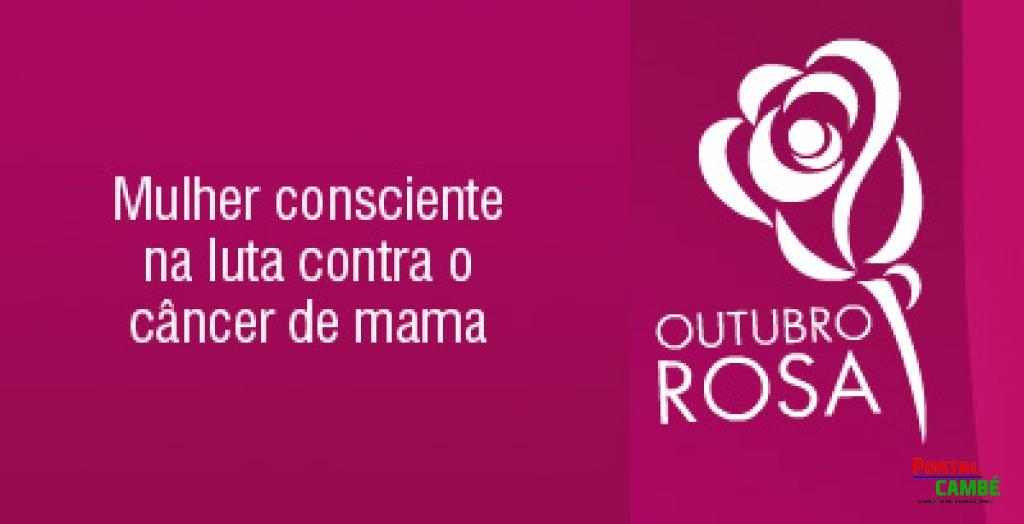 Campanha Outubro Rosa será lançada dia 2 na Praça CEU