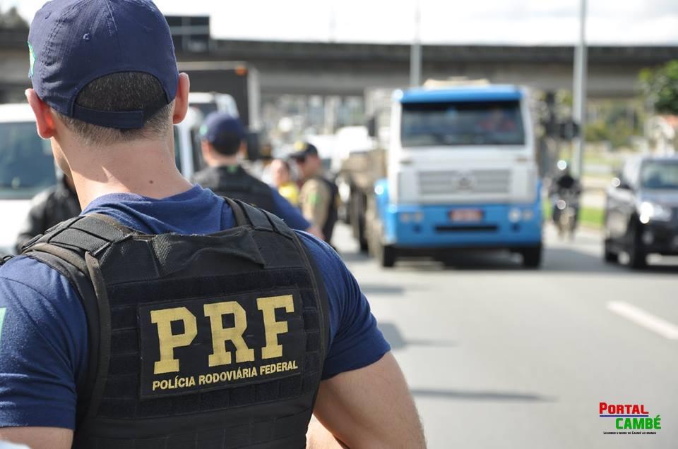 Apesar da chuva, mortes em rodovias federais caem 62,5% no Paraná