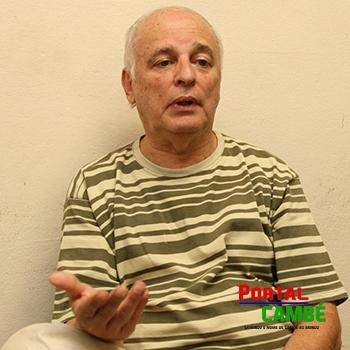 Câmara entrega Comenda Grão de Café para o professor Marival mazzio