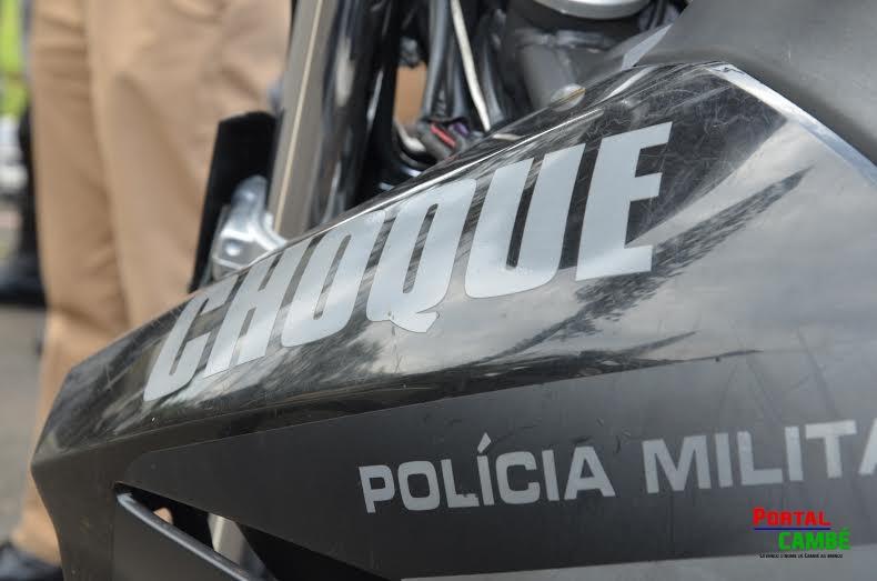 Polícia Civil de Cambé prende homem suspeito de diversos furtos