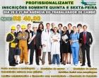 Faça seu curso profissionalizante por apenas R$ 40,00 mensais na Agência do Trabalhador de Cambé.