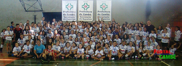 XVIII Festival de Voleibol da Prefeitura de Cambé