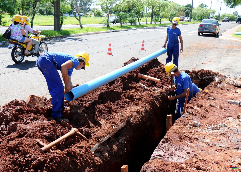 Obras de melhoria podem afetar abastecimento em bairros de Cambé dia 22