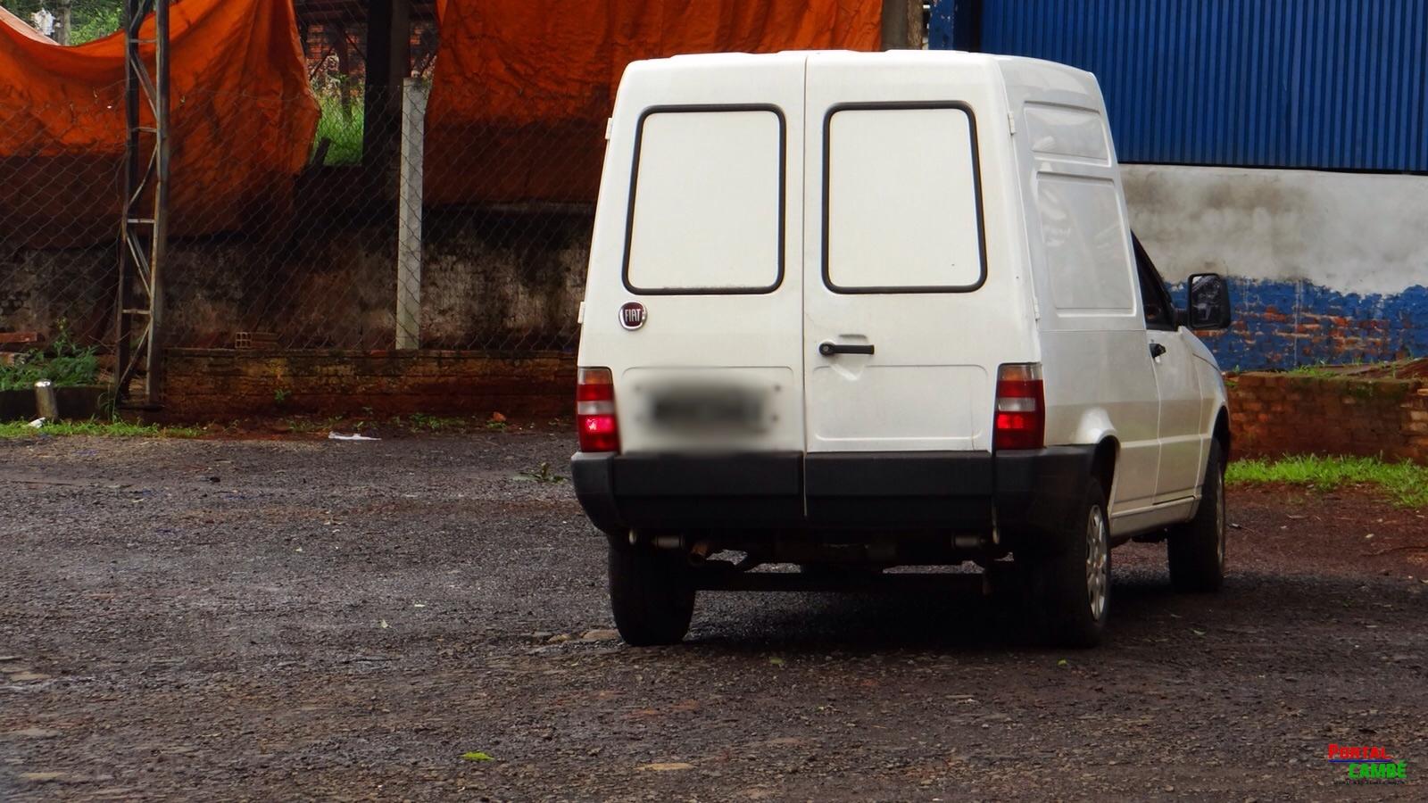 Grupo fortemente armado rouba empresa de transportes no Jardim Santo Amaro em Cambé