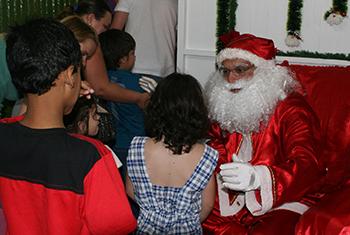 Papai Noel chega a Cambé no dia 9 de dezembro