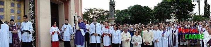 Porta Santa na Paróquia Santo Antônio