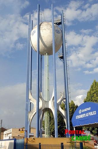 Abastecimento de água deve ser normalizado em 100% até a manhã de sábado (16) segundo a Sanepar
