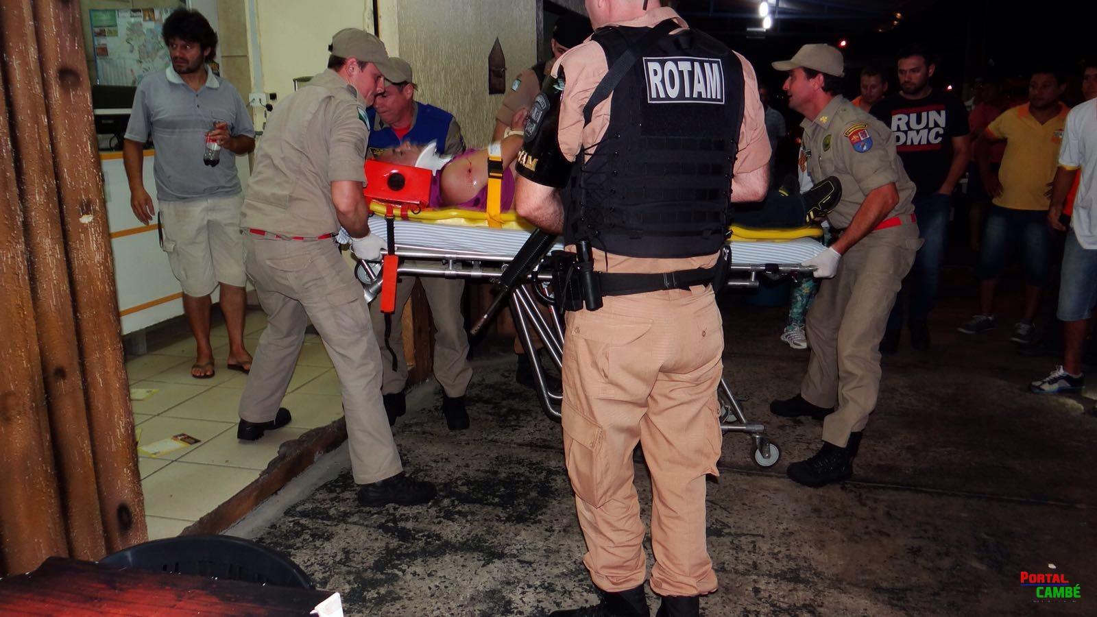 Homem de 34 anos é baleado na marginal da PR 445 no Jardim Novo Bandeirantes em Cambé